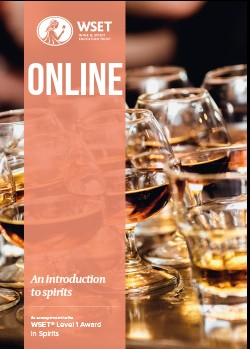 WSET Level 1 Spirits Online