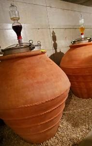 clay amphora in Abruzzo