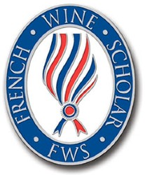 french wine scholar with wine education institute